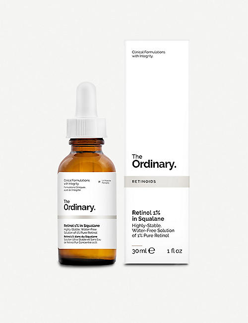 THE ORDINARY: Retinol 1% in Squalane 30ml