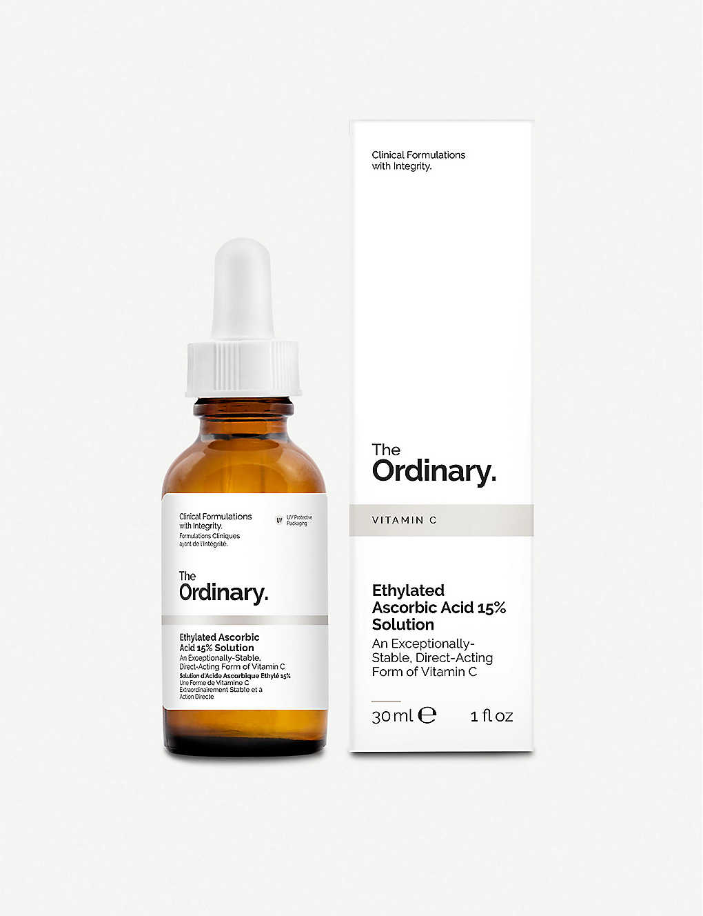 THE ORDINARY: Ethylated Ascorbic Acid 15% Solution 30ml