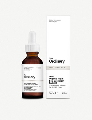 THE ORDINARY 100% Organic Virgin Sea-Buckthorn Fruit Oil 30ml