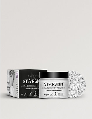 STARSKIN: 7-second Overnight Mask 20 pads