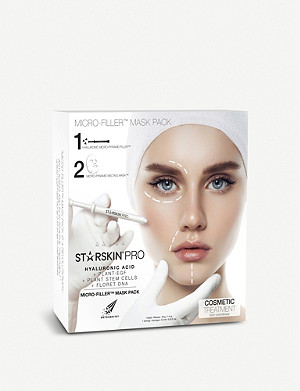 STARSKIN Micro-Filler Mask Pack