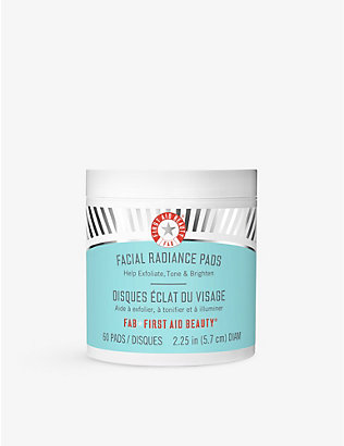 FIRST AID BEAUTY: Facial Radiance Pads