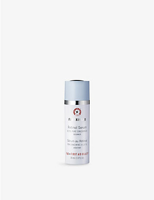 FIRST AID BEAUTY: Skin Lab Retinol Serum 0.25% Pure Concentrate 30ml
