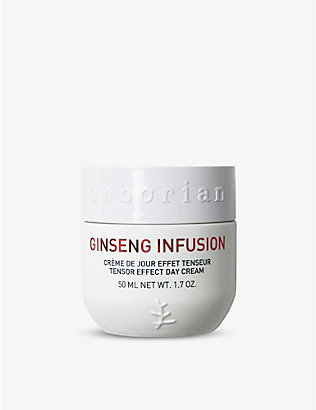 ERBORIAN: Ginseng Infusion Tensor Effect Day Cream 50ml