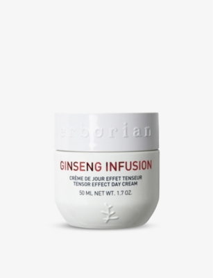 ERBORIAN Ginseng Infusion Tensor Effect Day Cream 50ml