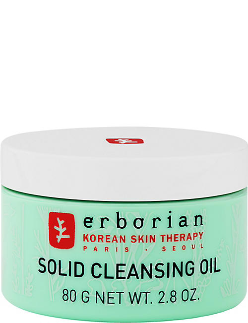 ERBORIAN Solid cleansing oil 80g