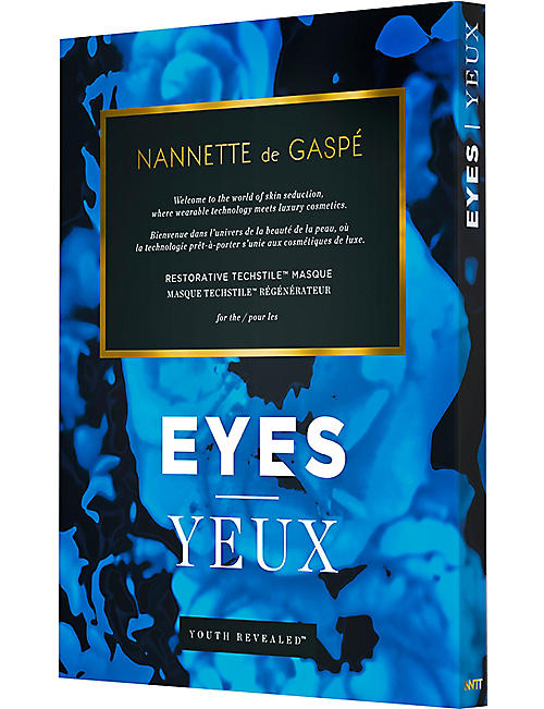 NANNETTE DE GASPE Restorative techstile eye masque