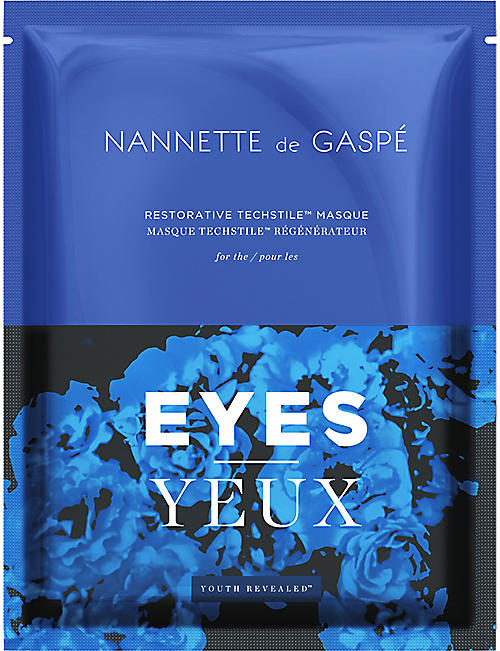 NANNETTE DE GASPE: Restorative techstile eye masque