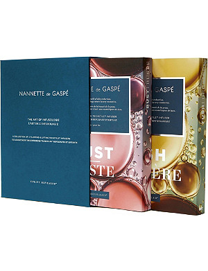 NANNETTE DE GASPE The art of infusologie masque coffret