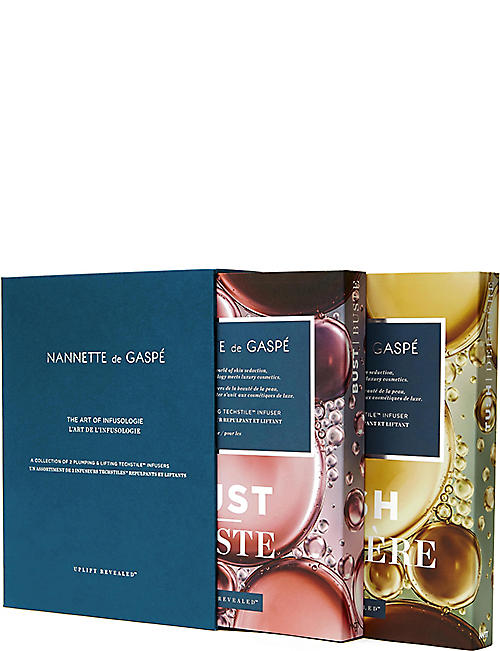 NANNETTE DE GASPE: The art of infusologie masque coffret