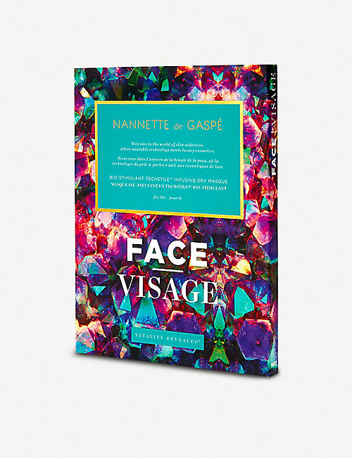 NANNETTE DE GASPE Vitality Revealed Face Mask