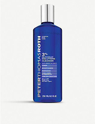 PETER THOMAS ROTH:3% Glycolic Solutions 洁面乳 250ml