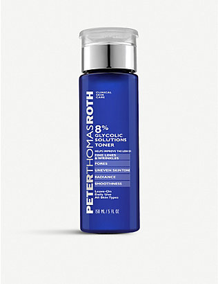 PETER THOMAS ROTH: 8% Glycolic Solutions Toner 150ml