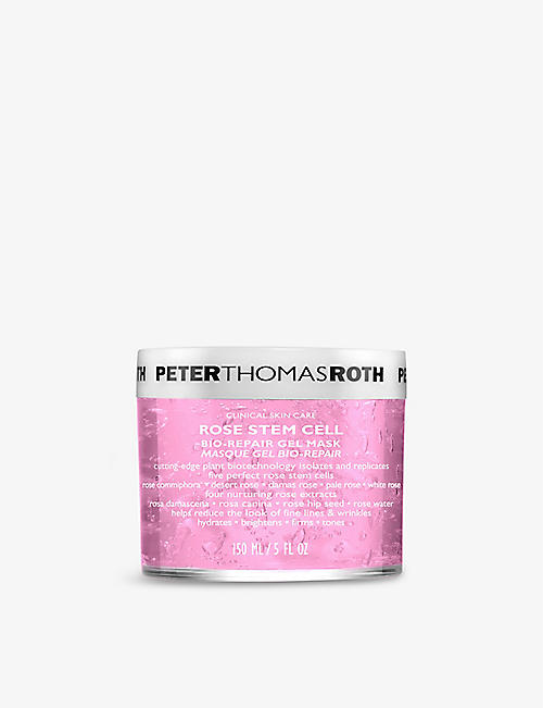 PETER THOMAS ROTH: Rose stem cell bio-repair gel mask