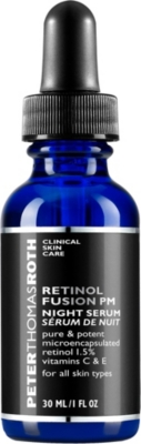 PETER THOMAS ROTH Retinol Fusion PM night serum 30ml