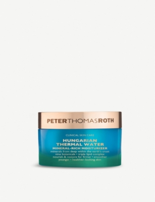 PETER THOMAS ROTH Hungarian Thermal Water Mineral-Rich Moisturiser 50ml
