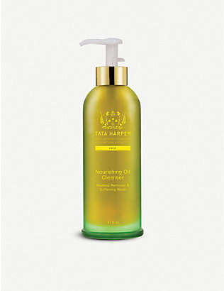 TATA HARPER: Nourishing Oil Cleanser 125ml