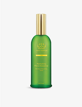 TATA HARPER: Hydrating Floral Essence 50ml