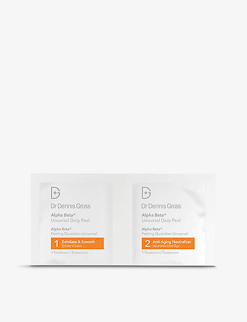 DR DENNIS GROSS SKINCARE Alpha Beta® Universal Daily Peel 60 applications