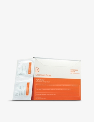 alpha-beta-universal-daily-peel-60-applications by dr-dennis-gross-skincare