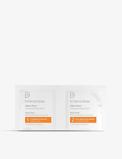 DR DENNIS GROSS SKINCARE Alpha Beta® Universal Daily Peel 5 applications