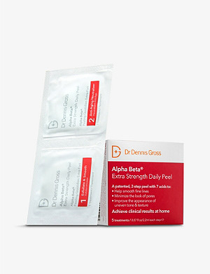 DR DENNIS GROSS SKINCARE Alpha Beta® Extra Strength Daily Peel 5 applications
