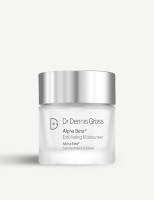 DR DENNIS GROSS SKINCARE Alpha Beta Exfoliating Moisturiser 60ml