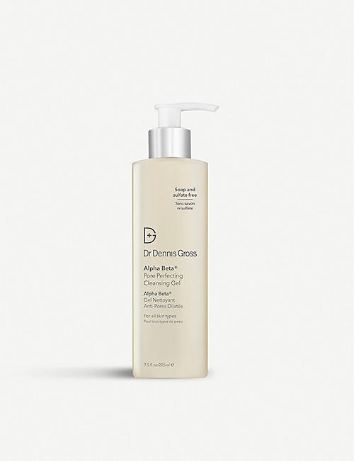DR DENNIS GROSS SKINCARE: Alpha Beta Pore Perfecting Cleansing Gel 225ml