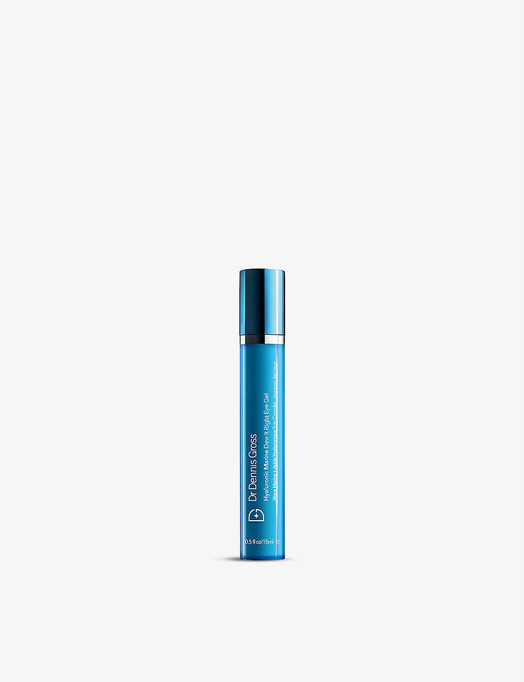 DR DENNIS GROSS SKINCARE: Hyaluronic Marine Dew It All Eye Gel 15ml