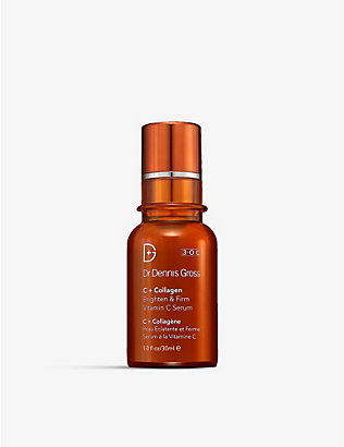 DR DENNIS GROSS SKINCARE: C+ Collagen Brighten + Firm Vitamin C Serum 30ml