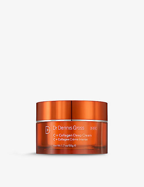 DR DENNIS GROSS SKINCARE C+ Collagen Deep Cream 50ml