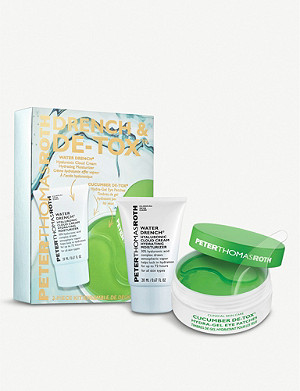 PETER THOMAS ROTH Drench & De-Tox Kit