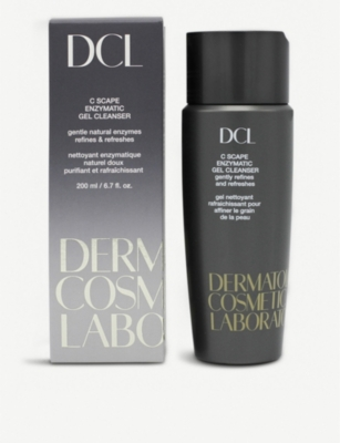 DERMATOLOGIC COSMETIC LABORATORIES C Scape Enzymatic Gel Cleanser 200ml