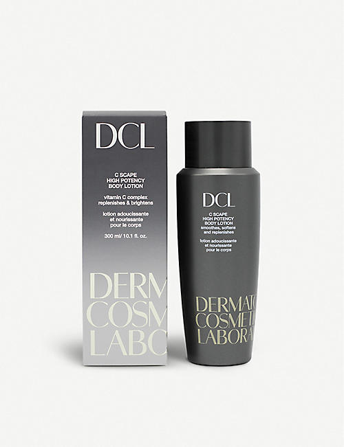 DERMATOLOGIC COSMETIC LABORATORIES C Scape High Potency Body Lotion 300ml