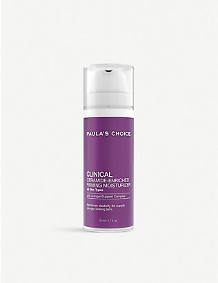 PAULA'S CHOICE: Clincal Ceramide-Enriched moisturiser 50ml