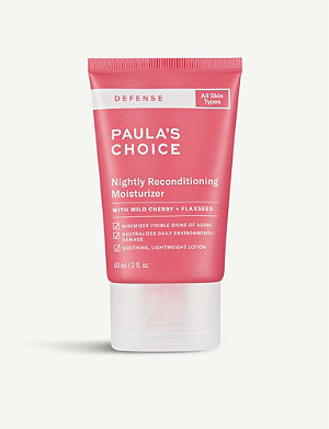 PAULA'S CHOICE DEFENSE Nightly Reconditioning Moisturiser 60ml