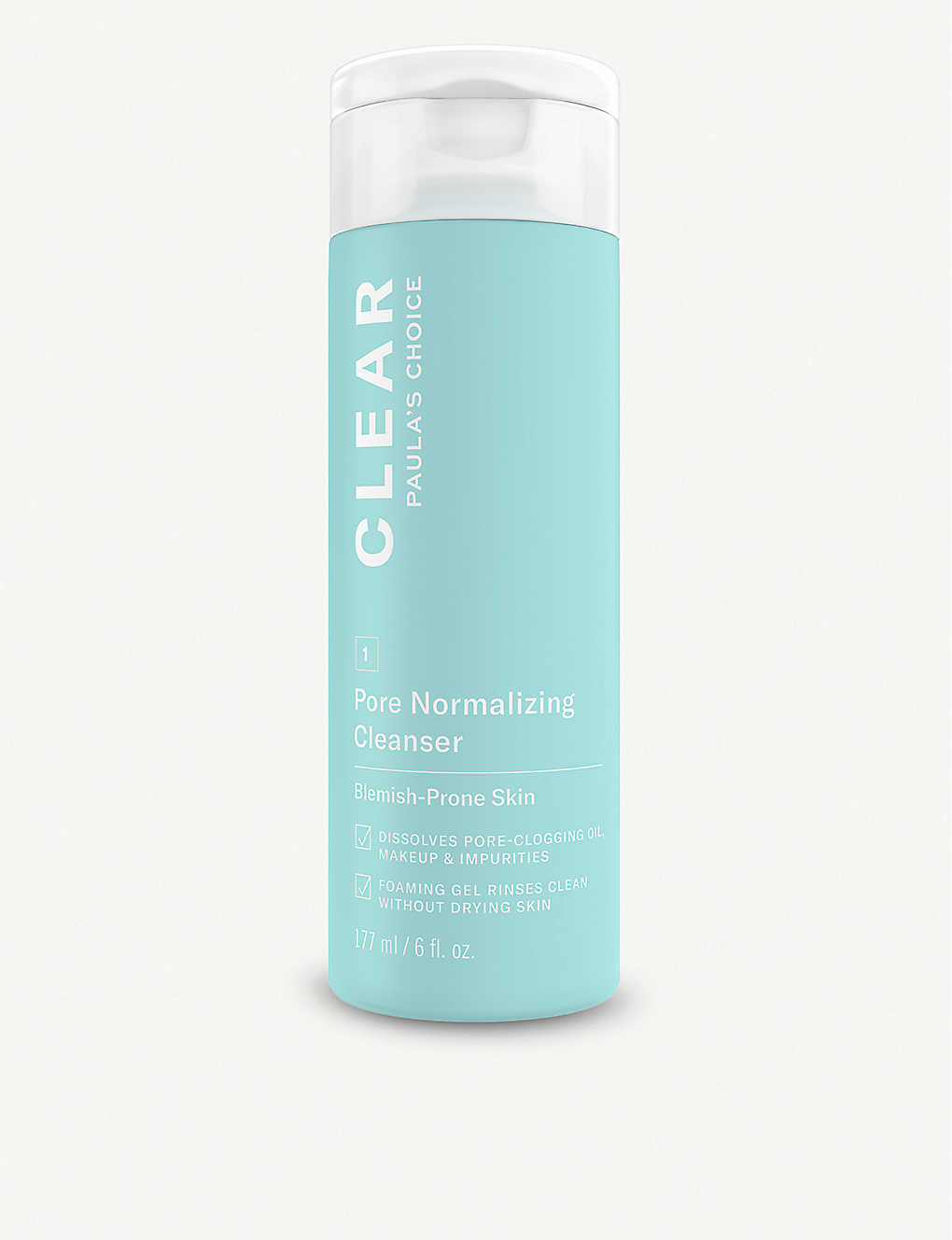 PAULA'S CHOICE: CLEAR Pore Normalizing Cleanser 177ml