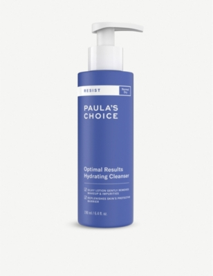 PAULA'S CHOICE Resist Optimal Results Hydrating Cleanser 190ml