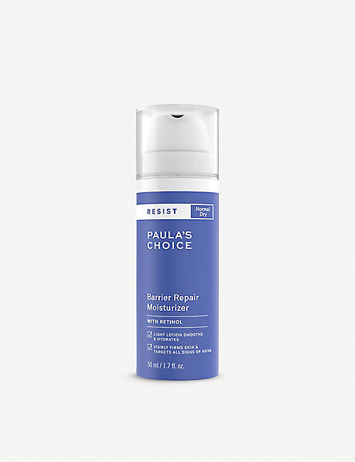 PAULA'S CHOICE Resist Barrier Repair moisturiser 50ml