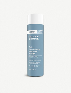 PAULA'S CHOICE Resist Daily Pore-Refining Treatment 2% BHA exfoliant 88ml