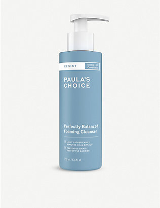 PAULA'S CHOICE: Perfectly Balanced foaming cleanser 190ml