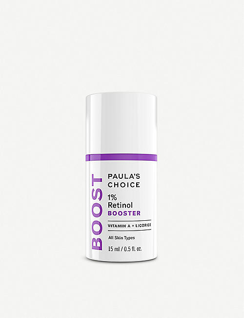 PAULA'S CHOICE: 1% Retinol Booster 15ml