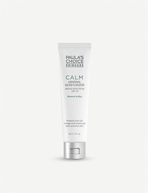 PAULA'S CHOICE CALM Redness Relief Moisturizer for Normal to Dry Skin 60ml
