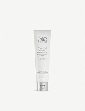 PAULA'S CHOICE CALM Redness Relief SPF 30 Mineral Moisturizer for Normal to Oily Skin 60ml