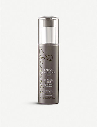 SARAH CHAPMAN: Rapid Radiance Cleanse 100ml