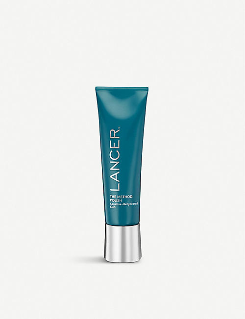 LANCER: The Method: Polish Sensitive-Dehydrated Skin 120g