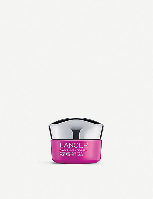 LANCER Caviar lime acid peel 50ml