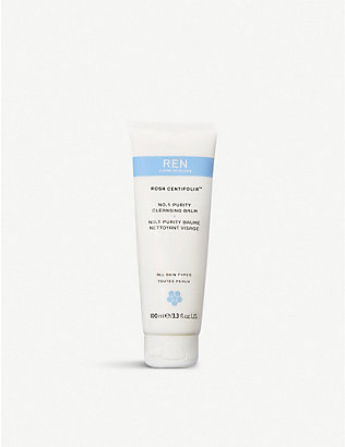 REN: Rosa Centifolia No.1 Purity Cleansing Balm 100ml