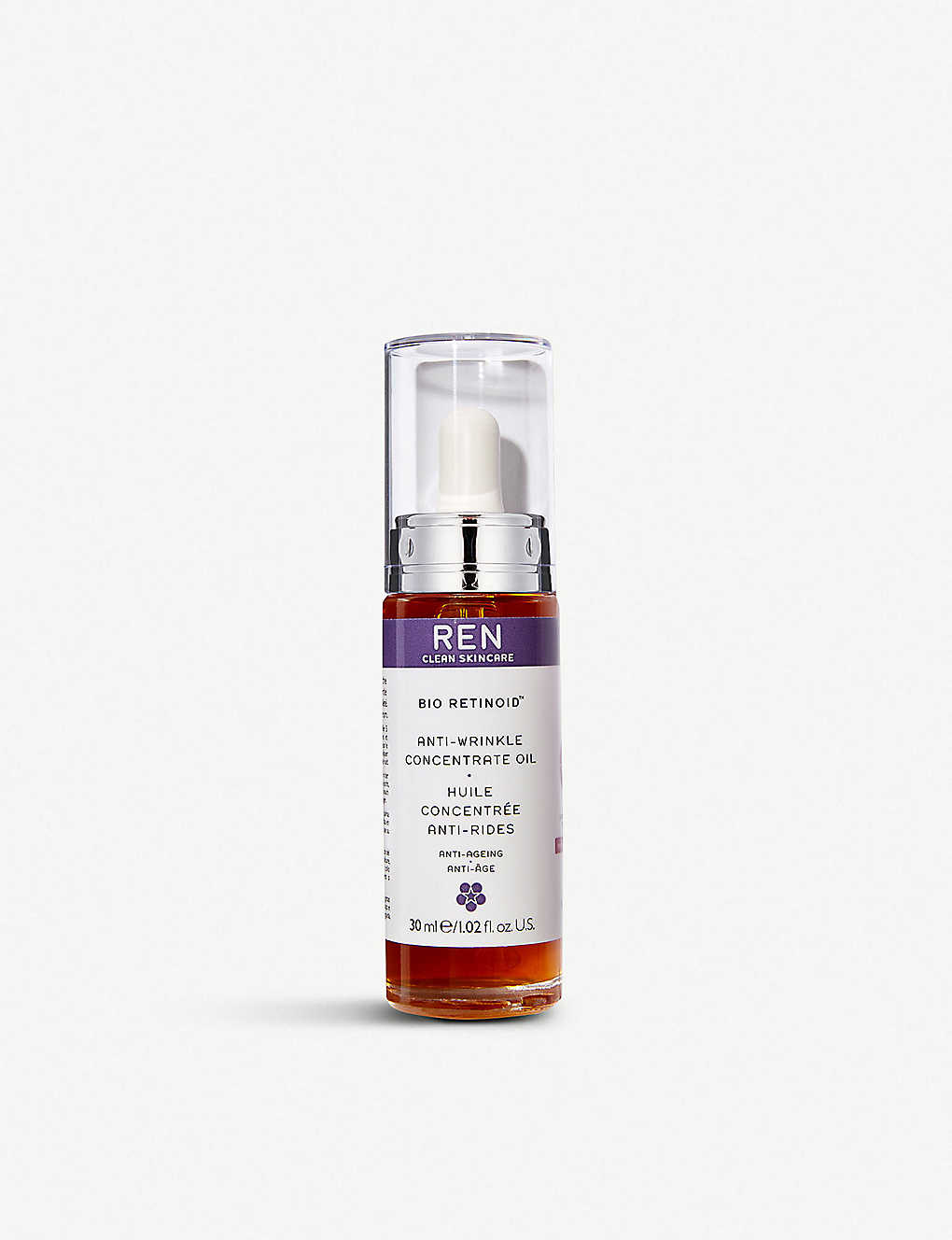 REN: Bio Retinoid Anti-Wrinkle Concentrate Oil 30ml