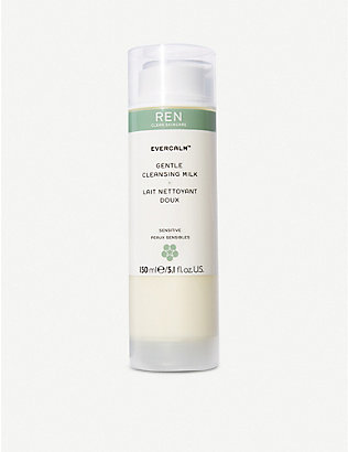 REN: Evercalm Gentle Cleansing Milk 150ml